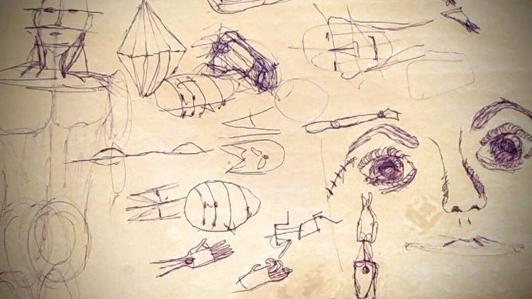 """""""Ribamar Study"""" by Mia Fontainhas & Vítor Neto, 2016"""